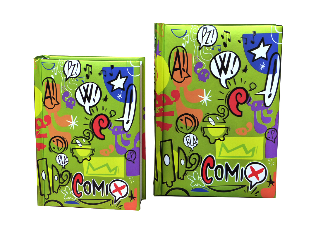 Agenda Comix 2014-2015 16 mesi Special Edition