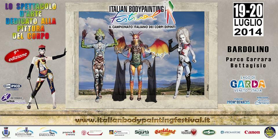 Italian Bodypainting Festival
